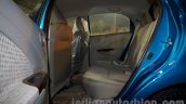 Toyota Etios Liva Facelift rear seat height adjustable headrests