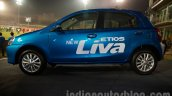 Toyota Etios Liva Facelift
