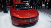VW XL1 geneva motor show live front quarter