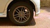 15-inch alloy wheels on Liva TRD Sportivo