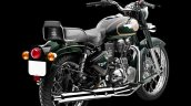 2013 Royal Enfield Bullet 500 rear quarter