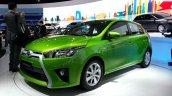 2014 Toyota Yaris auto shanghai 2013 front quarter