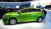 2014 Toyota Yaris auto shanghai 2013 side