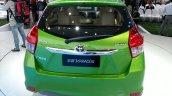 2014 Toyota Yaris auto shanghai 2013 rear