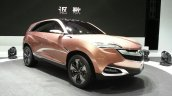 Acura SUV-X concept auto shanghai live 2013 front quarter right