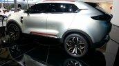 MG CS Concept auto shanghai 2013 side left