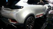 MG CS Concept auto shanghai 2013 rear quarter right close