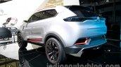 MG CS Concept Auto Shanghai 2013 front quarter front quarter rear quarter