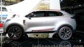MG CS Concept Auto Shanghai 2013 front quarter front quarter side