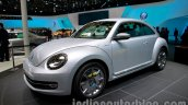 VW iBeetle auto shanghai 2013 front quarter right