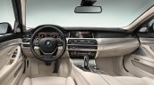 2014 BMW 5 Series dashboard