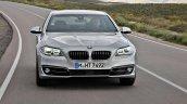 2014 BMW 5 Series front fascia