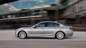 2014 BMW 5 Series side view