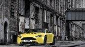 New Aston Martin V12 Vantage S front