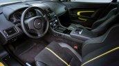 New Aston Martin V12 Vantage S interior