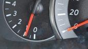 2013 Nissan Micra CVT automatic cluster