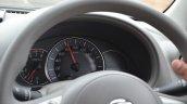 2013 Nissan Micra CVT automatic instrument cluster