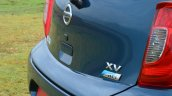 2013 Nissan Micra bootlid extension