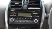 2013 Nissan Micra music system