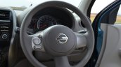 2013 Nissan Micra steering wheel