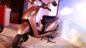 Beige metallic Honda Activa-I