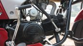 Engine of the Mahindra Centuro