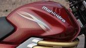 Fuel tank of the Mahindra Centuro