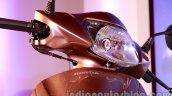 Headlamp of the Honda Activa-I