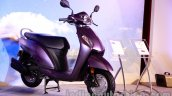Purple Honda Activa-I