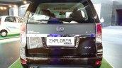 Tata Safari Storme Explorer Edition rear