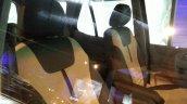 Tata Safari Storme Explorer Edition seats