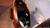 Under seat storage of the Honda Activa-I