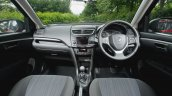 2013 Maruti Suzuki Swift facelift interiors