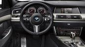 2014 BMW 5 Series M Sport package interior
