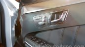 Door panel of the 2014 Mercedes E Class