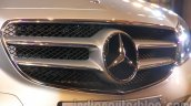 Grill of the 2014 Mercedes E Class
