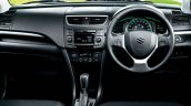 Suzuki Swift facelift JDM interior