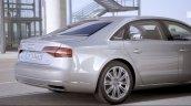 2014 Audi A8 L taillight