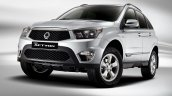 2014 Ssangyong Actyon