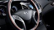 2014 Hyundai Elantra facelift steering wheel