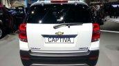 Chevrolet Captiva facelift rear view