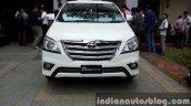 Toyota Innova facelift front