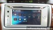 Toyota Innova facelift music system