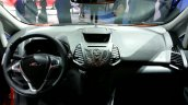 Interior of the Ford EcoSport