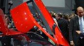 Audi Nanuk concept gullwing doors