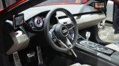 Audi Nanuk concept interiors