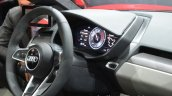 Audi Nanuk concept steering wheel