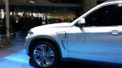 BMW X5 eDrive charging point