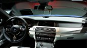 Dashboard of the 2014 BMW M5