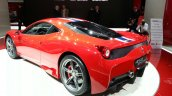 Ferrari 458 Speciale Rear Left
